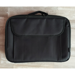 Notebook Handbag Black Soft 15